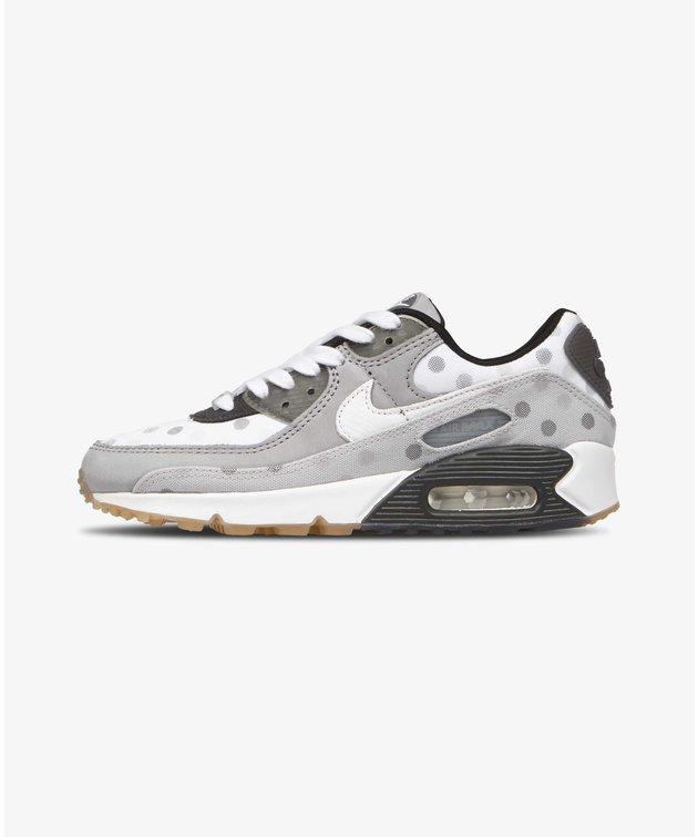 Nike Nike Air Max 90 Grey Polka Dot