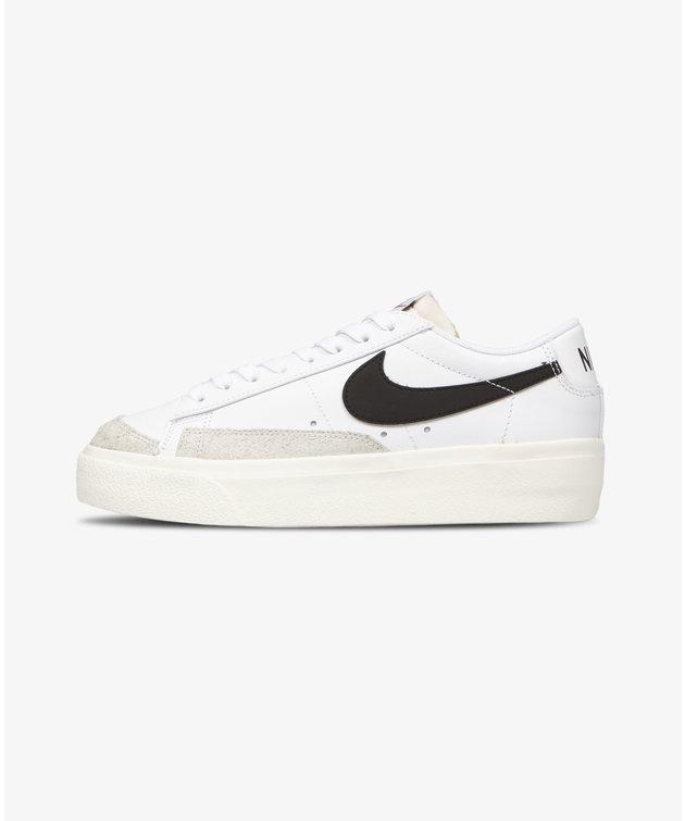 Nike Nike Blazer Low Platform White/Black