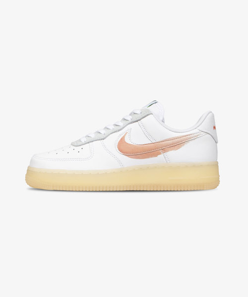 Nike Flyleather Air Force 1 White