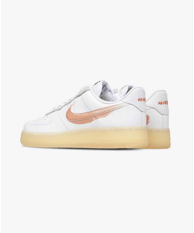Nike Nike Flyleather Air Force 1 White