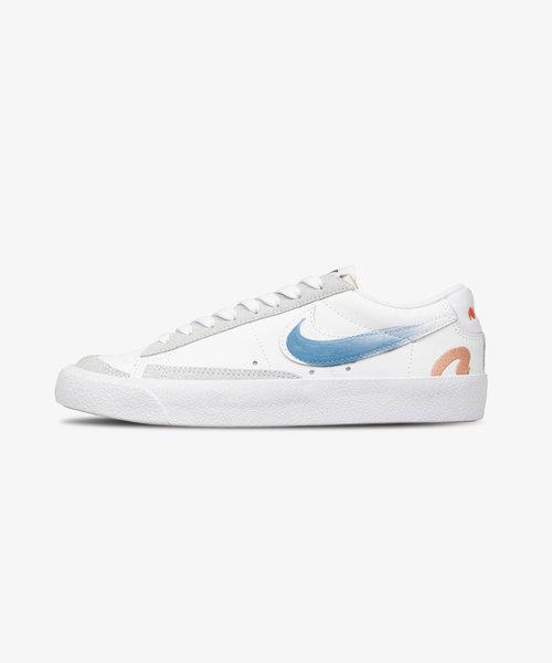 Nike Flyleather Blazer Low '77 White