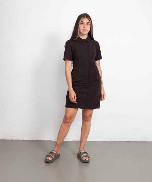 Stussy Zim Dress Charcoal