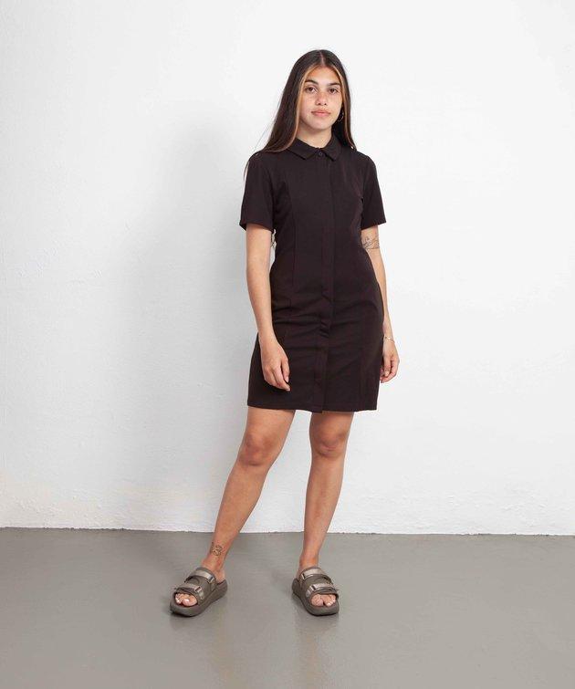 Stussy Stussy Zim Dress Charcoal