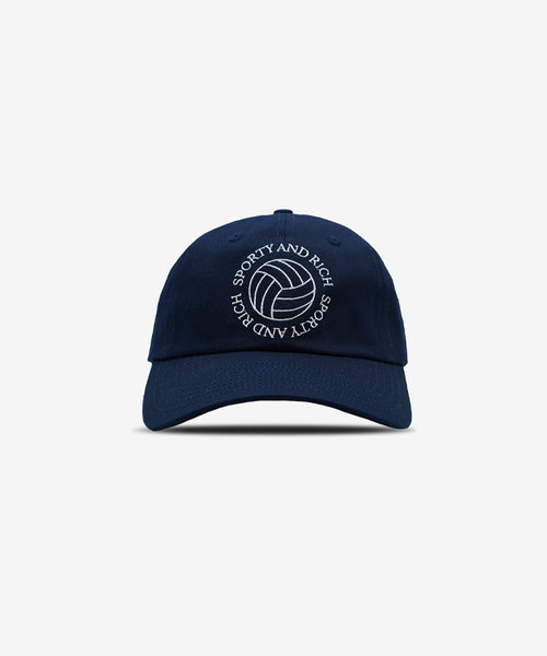 Sporty Rich Volleyball Navy