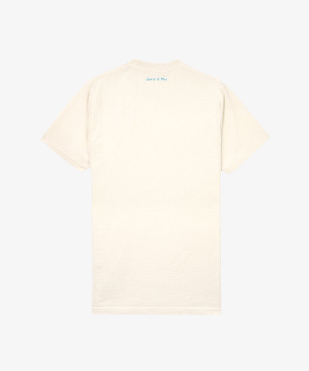 Sporty and Rich Sporty & Rich Be Nice Tee Milk