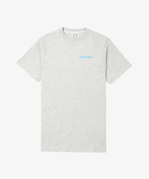 Sporty and Rich Sporty & Rich Drink Water Tee Grey