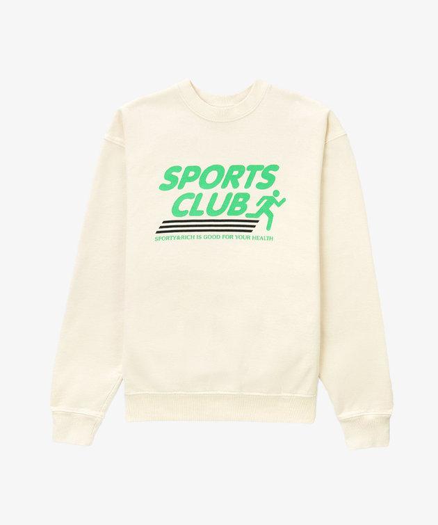 Sporty and Rich Sporty & Rich Sports Club Milk