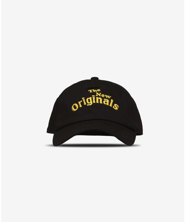 The New Originals TNO Workman Cap Black OS
