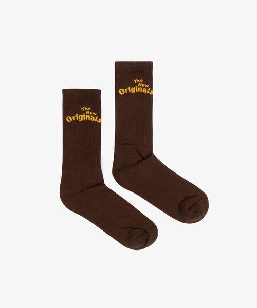 TNO Workman Socks Brown
