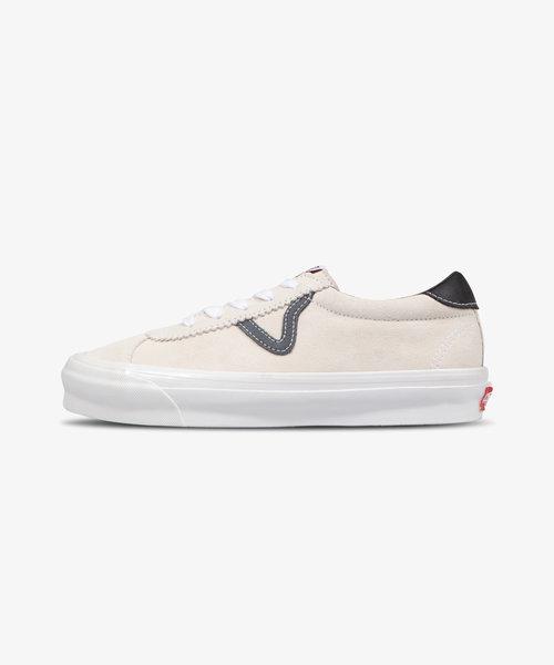 Vans Epoch Lx Suede True White/Black