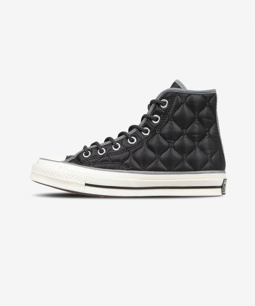 Converse Workwear Quilting Chuck 70 Hi Black