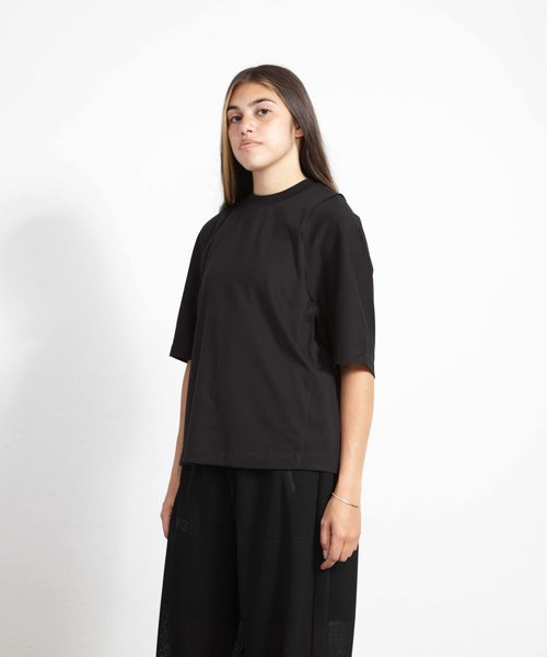 Y-3 Classic Tailored SS Tee Black