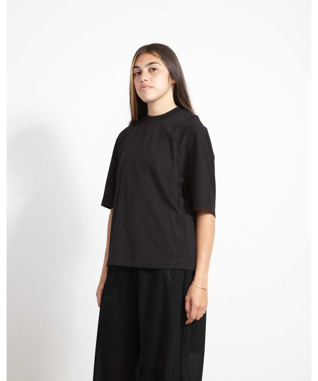 Y-3 Y-3 Classic Tailored SS Tee Black