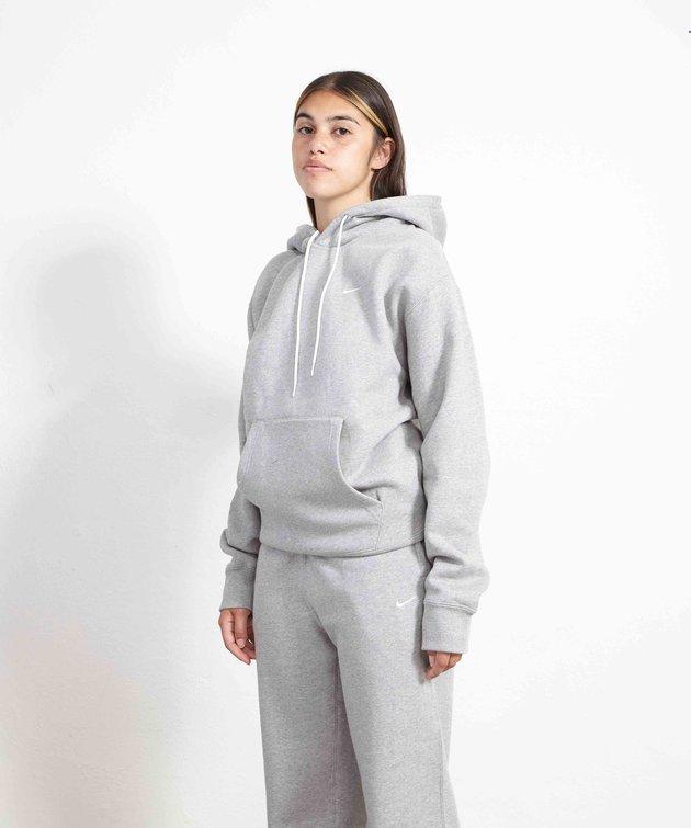 Nike Nike NRG Fleece Hoodie Grey