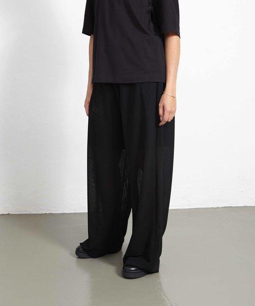 Y-3 W Shade Airy Gauze Pants Black