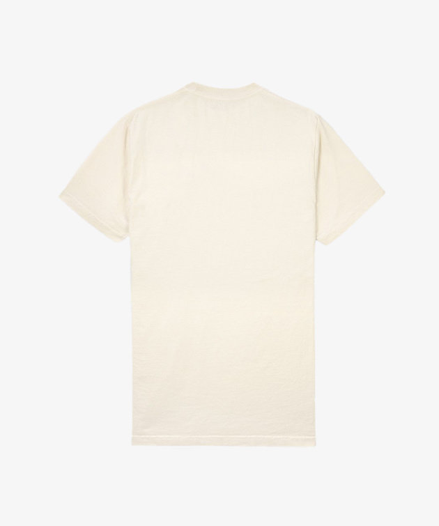 Sporty and Rich Sporty & Rich Classic Logo T-shirt Milk