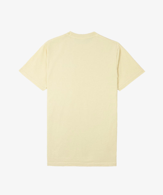 Sporty and Rich Sporty & Rich Good Health T-shirt Citron