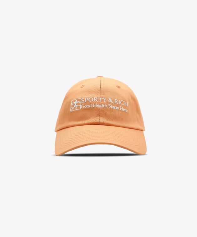 Sporty and Rich Sporty & Rich Good Health Hat Nectar