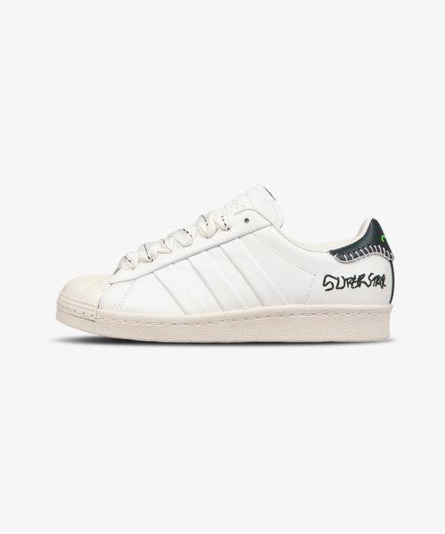 Adidas Superstar Jonah Hill White/Green
