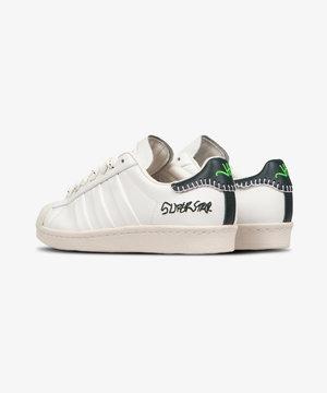 Adidas Adidas Superstar Jonah Hill White/Green