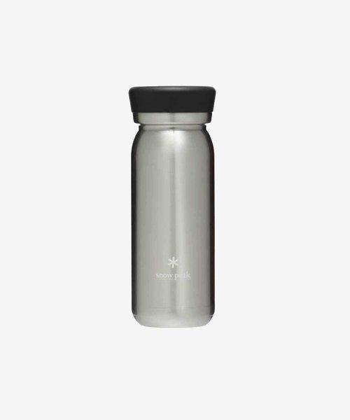 Snow Peak Stainless Vacuum Bottle Clear