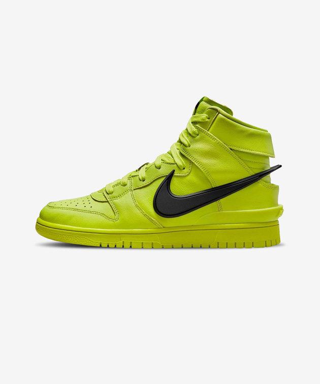 Nike Nike X Ambush Dunk High Flash Lime