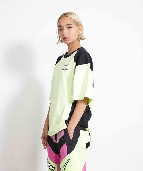 Nike X Ambush Short Sleeve T-Shirt Ghost Green