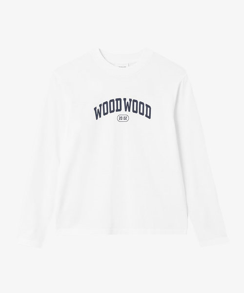 Wood Wood Astrid IVY LS White