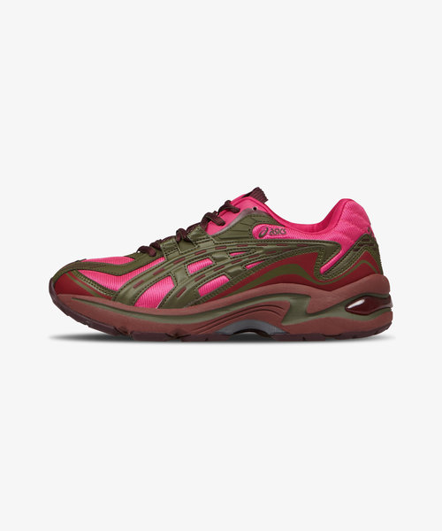 Asics FB1-S Gel-Preleus Pink Rave/Olive Canvas