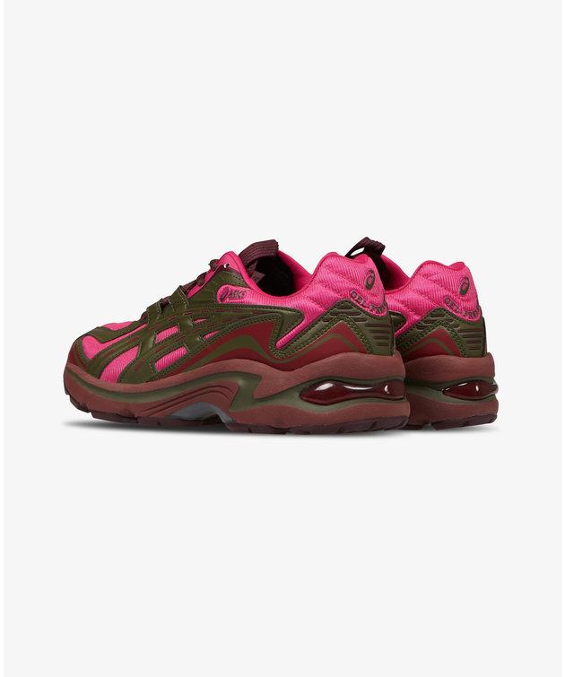 Asics Asics FB1-S Gel-Preleus Pink Rave/Olive Canvas