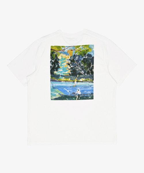 POP Lotti T-Shirt White