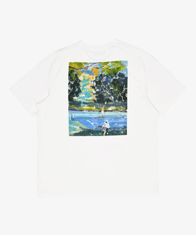 POP Trading Company POP Lotti T-Shirt White