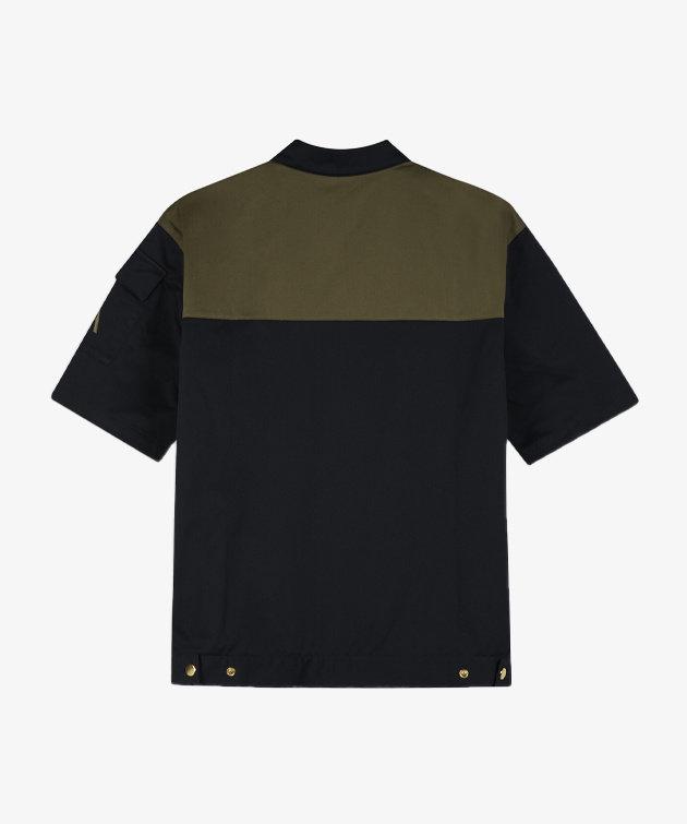 Nike Jordan X Aleali May Crew Shirt Olive