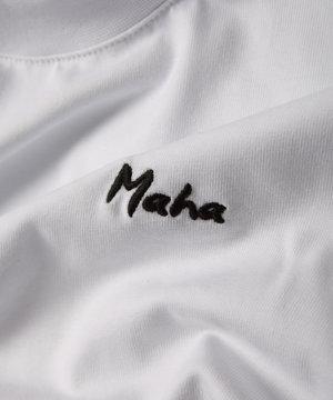 Maha Maha Logo Tee White