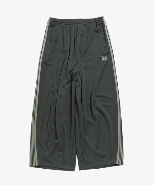 Needles H.D. Track Pant Poly Smooth Dark Green