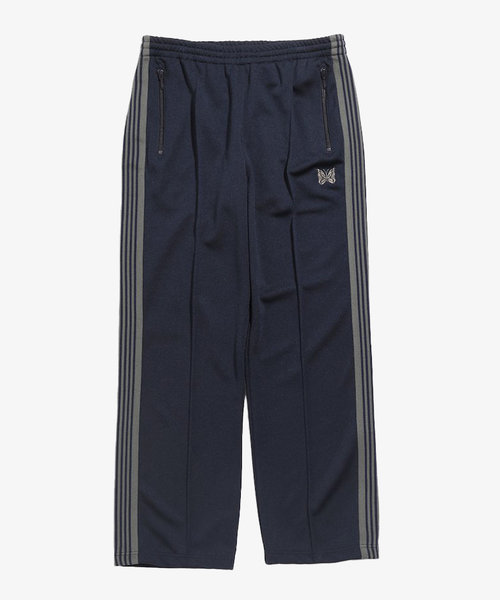 Needles Track Pant Poly Smooth Navy