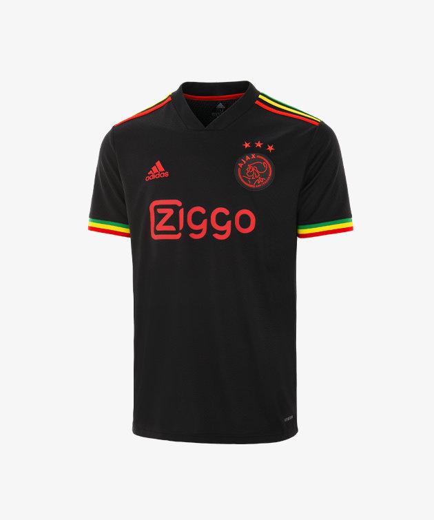 Adidas adidas Ajax 21/22 3rd Jersey Black