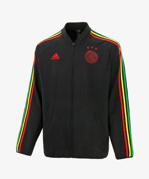 adidas Ajax Icons Jacket Black