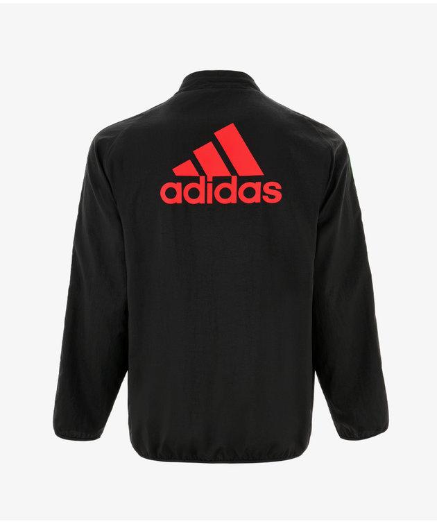 Adidas adidas Ajax Icons Jacket Black