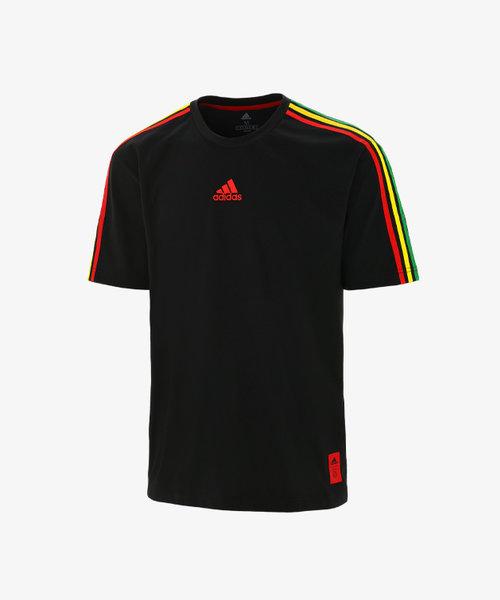 adidas Ajax Icon Tee Black
