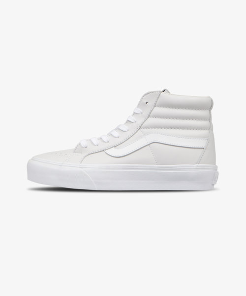 Vans UA SK8-Hi Reissue VLT LX (Dream Leather) White