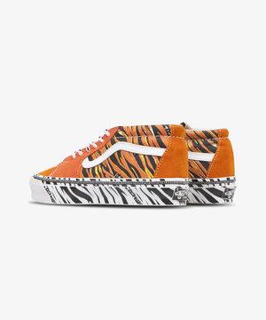 Vans Vans X Aries OG Sk8-Mid LX Tiger Bright