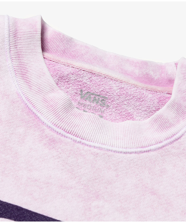 Vans Vans X Aries Crew Sweatshirt Pink