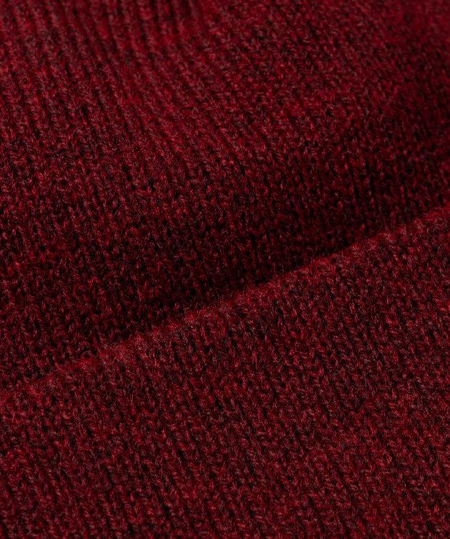Vans Vans X Aries Patch Beanie Red