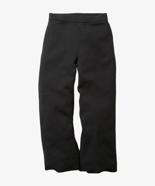 Snow Peak Li/W/Pe Pants Wide Black
