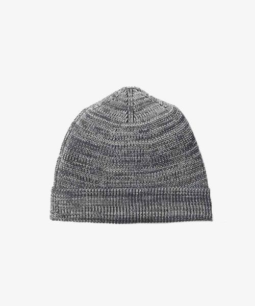Snow Peak WG Stretch Knit Cap Grey