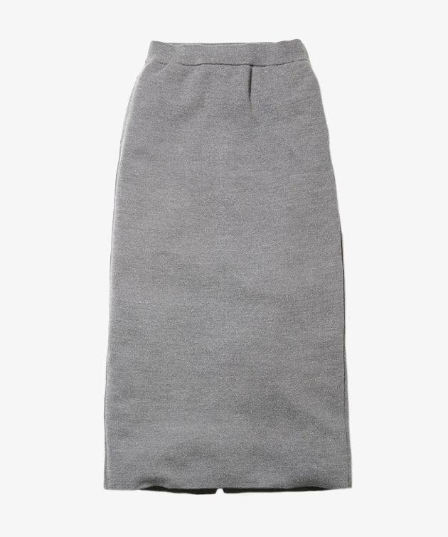 Snow Peak Snow Peak Li/W/Pe Skirt Grey