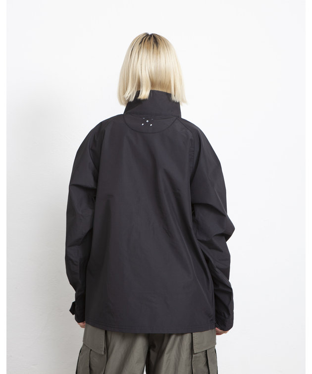 POP Trading Company POP Drs Halfzip Tech Jacket Black