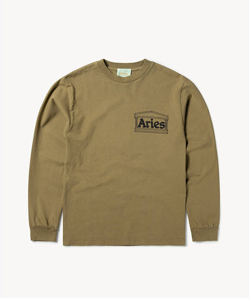 Aries Temple LS Olive