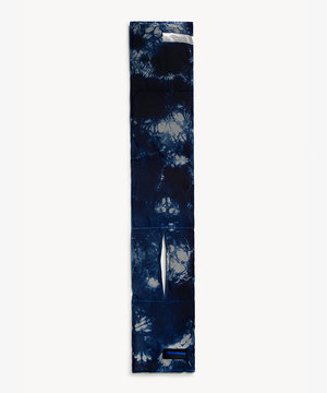 Aries Aries Nylon Quilted Scarf Navy